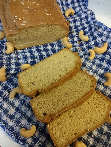 Protein Filled Cashew-Tahini Bread  (Paleo, Keto, Gluten-Free, Sugar-Free).jpg