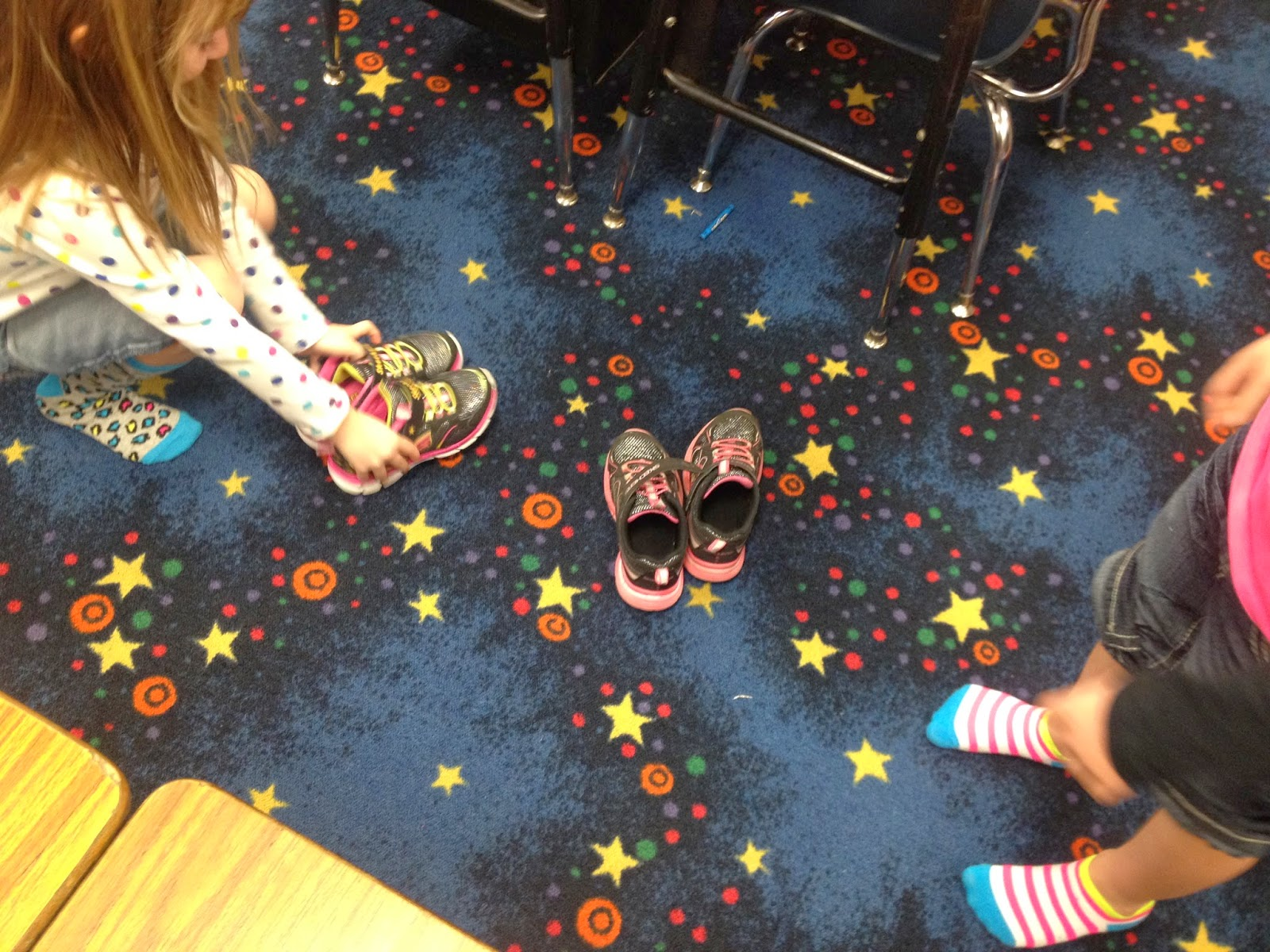 Guest blog post from Faith at Kindergarten Faith who talks about Telling Time With Boots in the classroom today!
