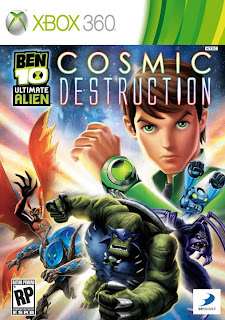 Ben 10 Ultimate Alien: Cosmic Destruction (X-BOX360) 2010