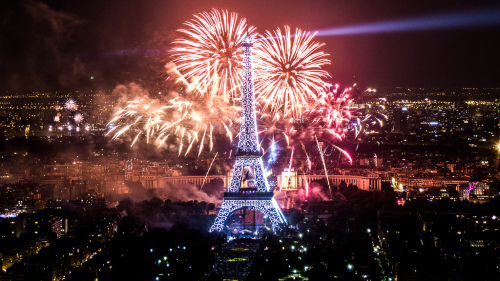Festive Holidays in France
