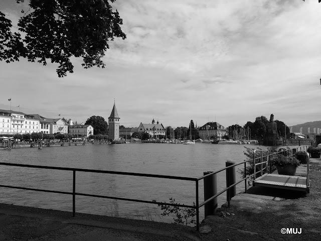 Lago Constanza, Europa