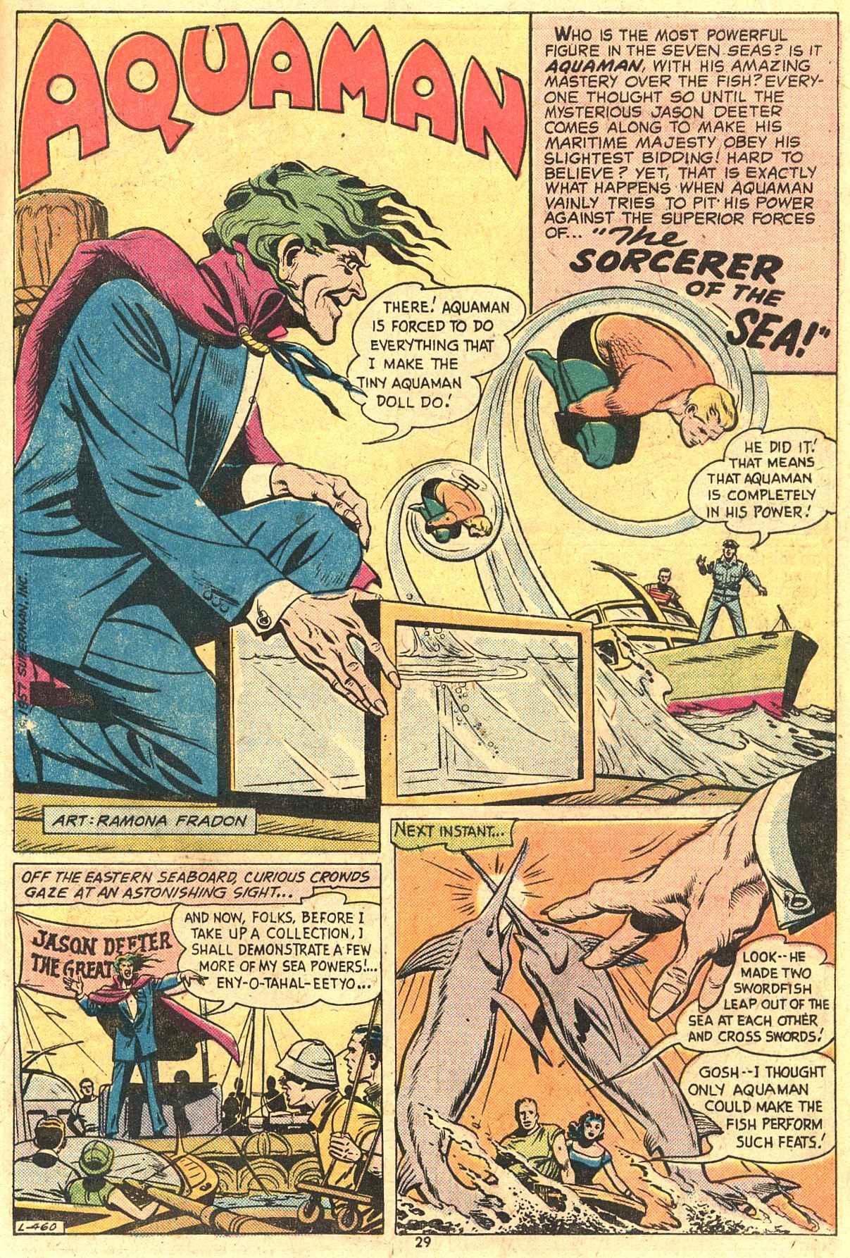 Read online World's Finest Comics comic -  Issue #230 - 29