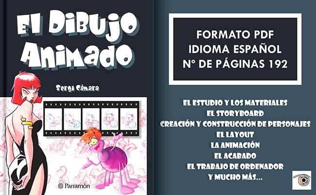 Descargar Libro PDF El Dibujo Animado de Sergi Cámara