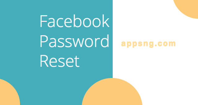Change Or Reset Your Facebook Password - Login Without Old Password On Facebook
