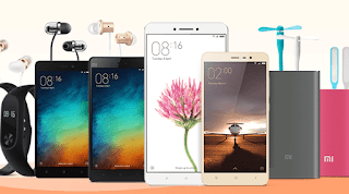 All Xiaomi products