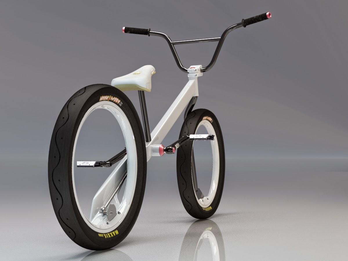 Modifikasi Sepeda Bmx Keren
