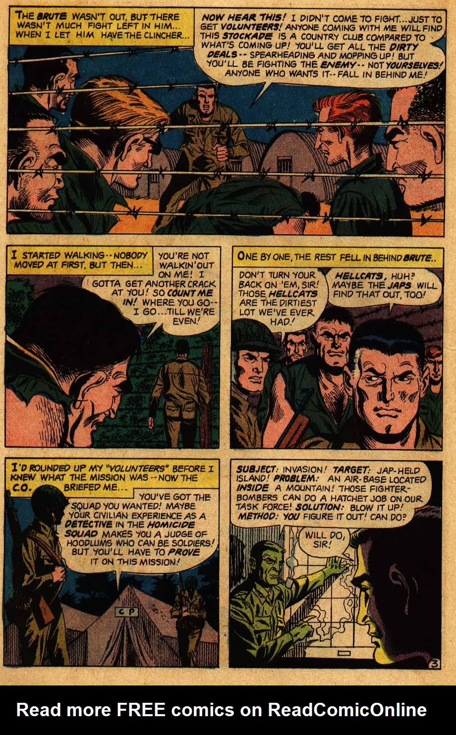 Our Fighting Forces (1954) issue 106 - Page 22