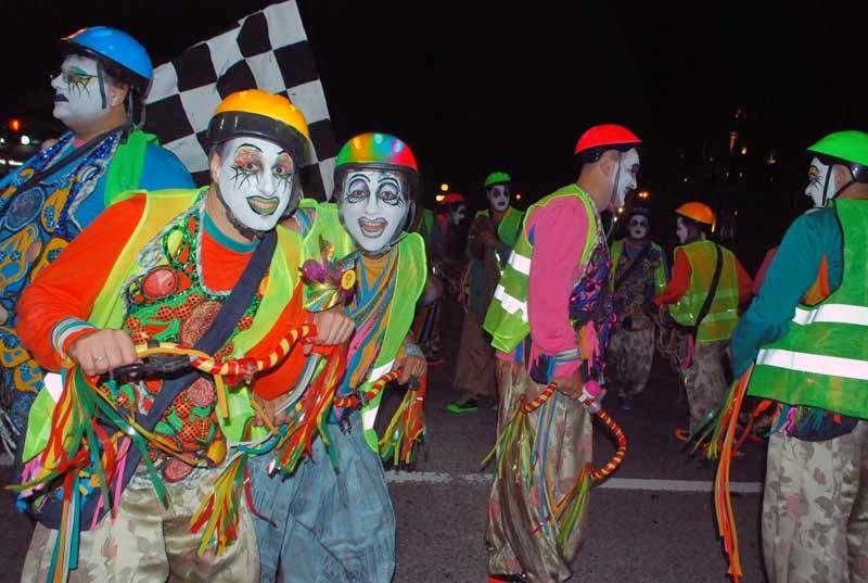 Desfile Inaugural del Carnaval. 2015. La Clave.