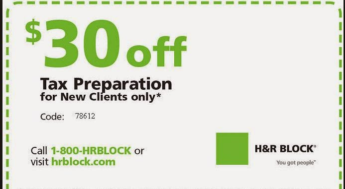 photograph about H and M Printable Coupons referred to as H and r block coupon codes 2018 in just retail store : American gun wrangler