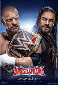 Watch WrestleMania Online Free in HD