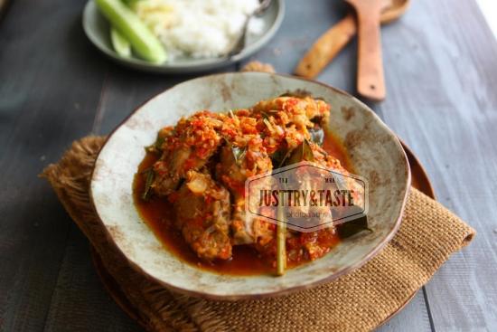 Resep Ayam Rica - Rica JTT