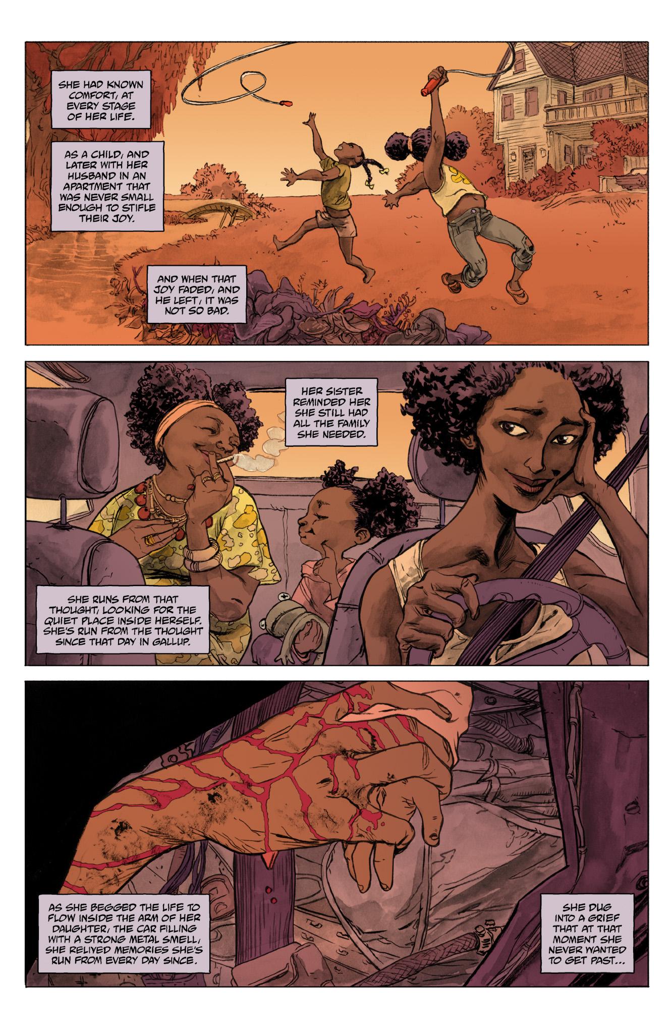 Read online Abe Sapien comic -  Issue #12 - 17