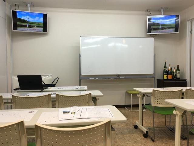 レコール・デュ・ヴァン新宿校 教室