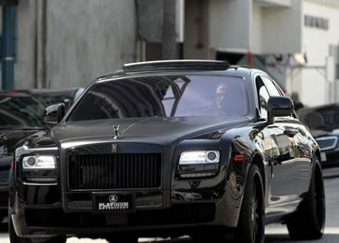 5 Luxury Cars Owned By The Famous Soccer Players