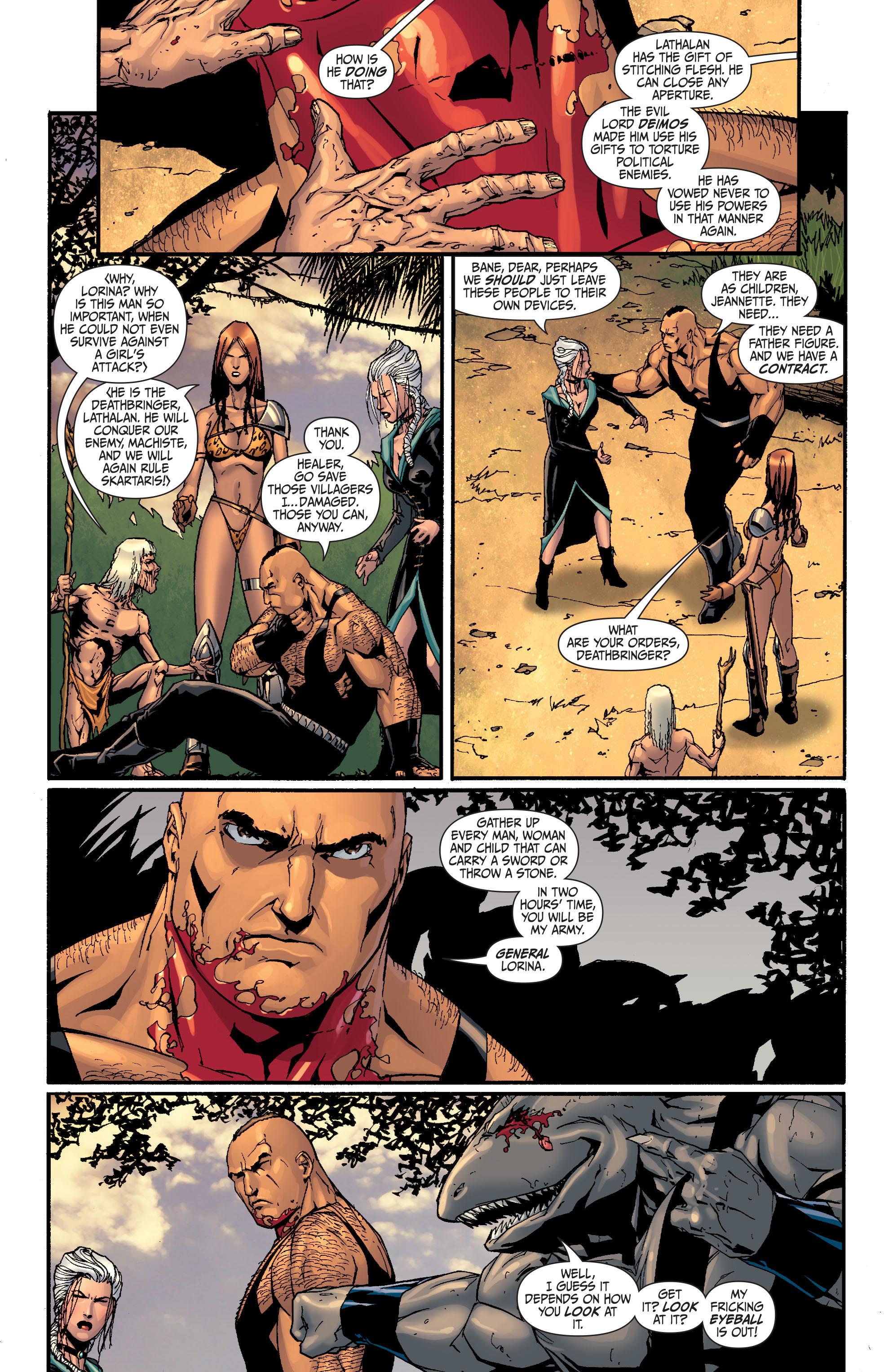 Read online Secret Six (2008) comic -  Issue #27 - 13
