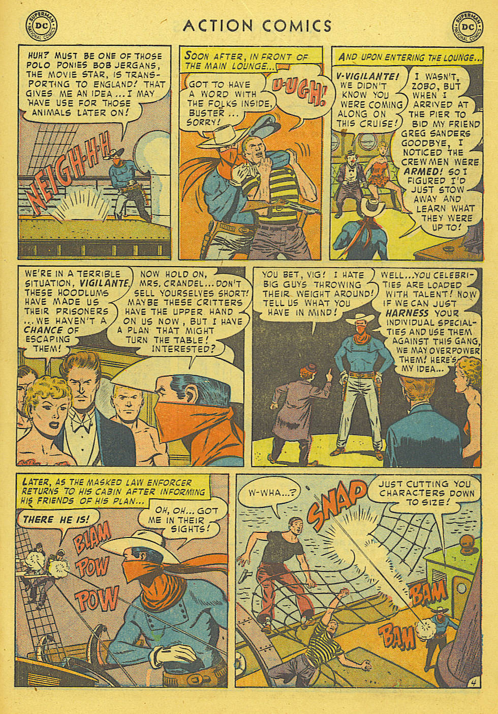 Read online Action Comics (1938) comic -  Issue #175 - 37