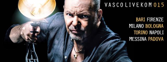 Vasco Rossi Live Kom 2015 Date Concerti Biglietti