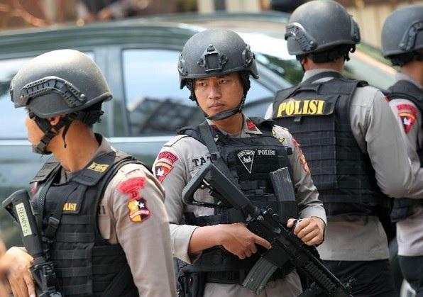 Besaran Gaji Polisi 2019