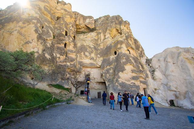 Open air museum, Goreme-Cappadocia