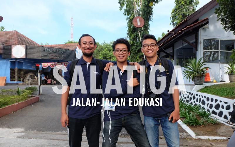 Jalan-Jalan Edukasi di Salatiga bareng Blogger dan Kemenkes