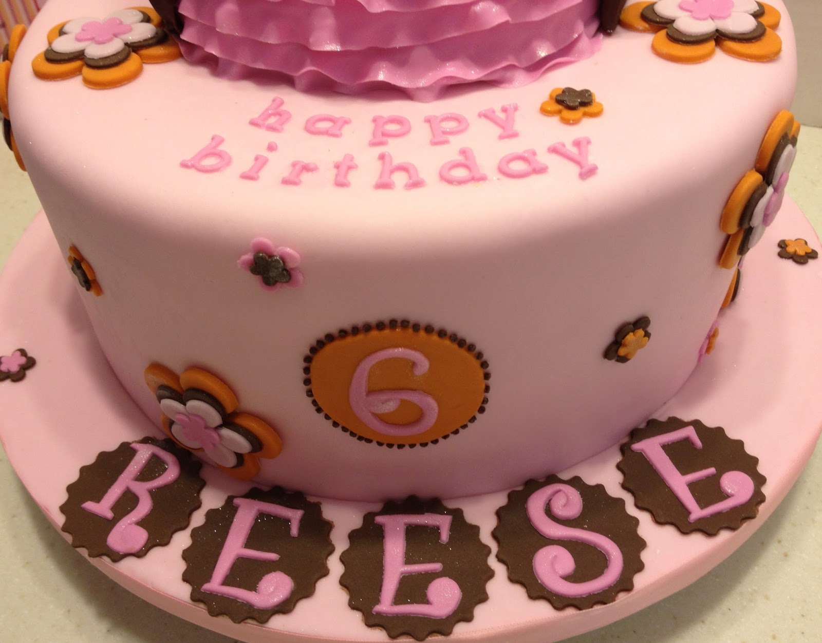 Marymel Cakes A Barbie Birthday