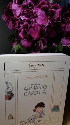 Presentación El método armario Cápsula, el libro de Dansvogue