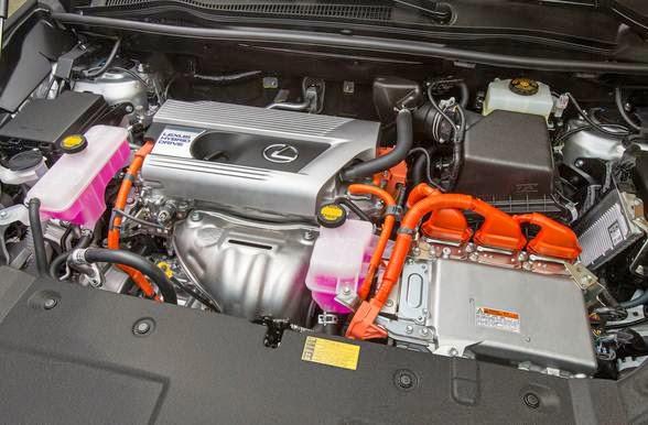 2015 Lexus NX 300h SUV Specs