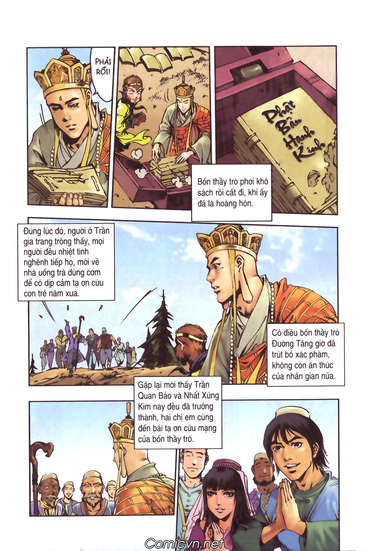 Tây Du Ký màu - Chapter 134 - Pic 33