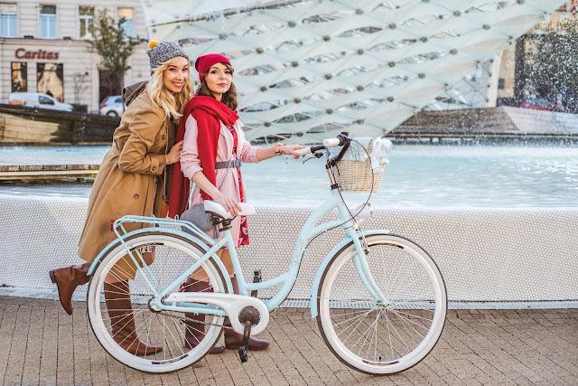 Kampania #UbieramSieWPolskie, czyli polska moda na jesień. Stylizacja casualowa