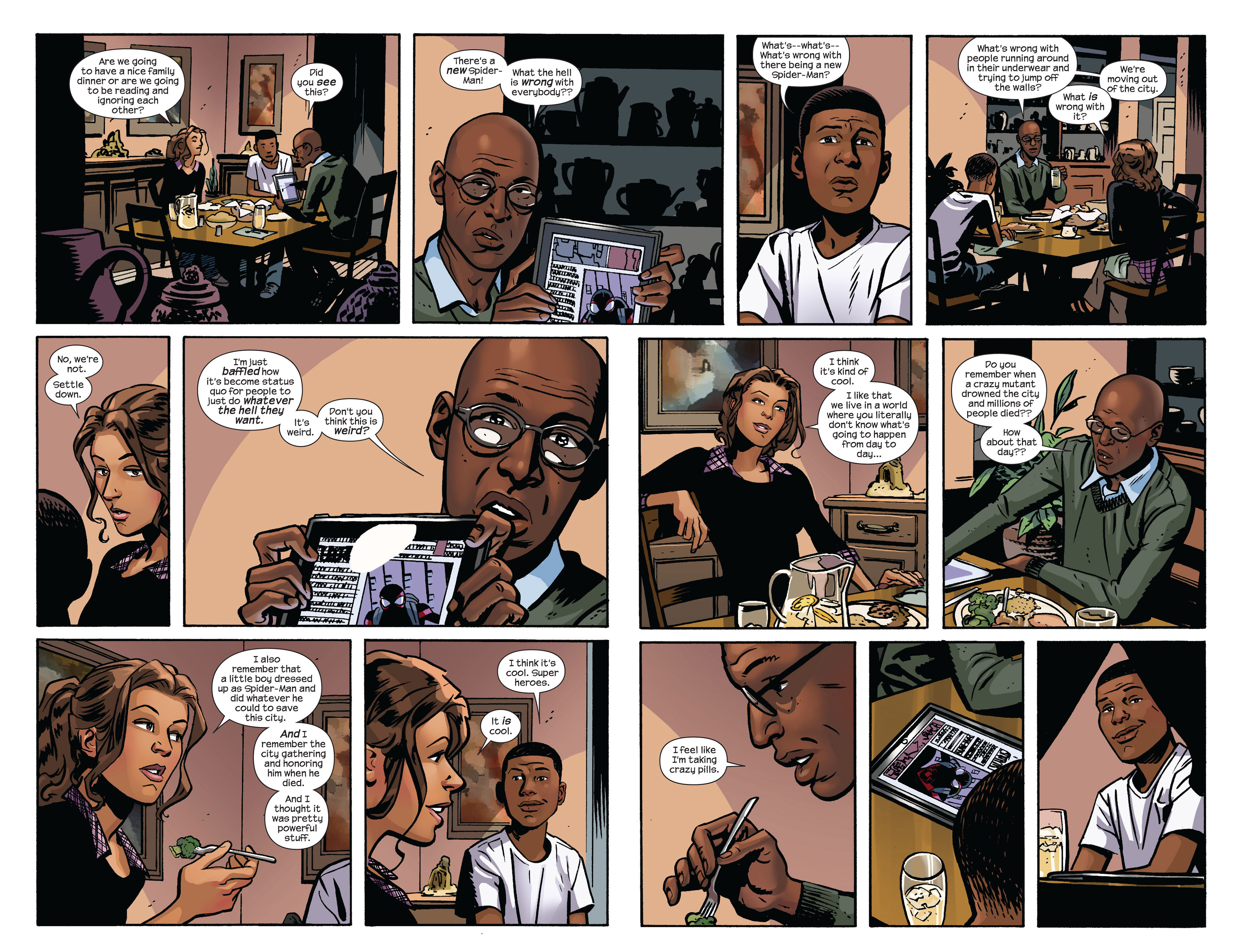 Read online Ultimate Comics Spider-Man (2011) comic -  Issue #7 - 5
