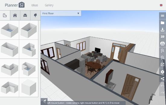 Cara Membuat Desain Rumah 3d Secara Online Semutsujud Blog Media Teknologi
