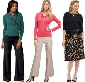 Business Woman Outfit Ideas