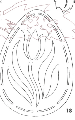 SCHOOL OF SUGARCRAFT: Uova decorate :disegni utili