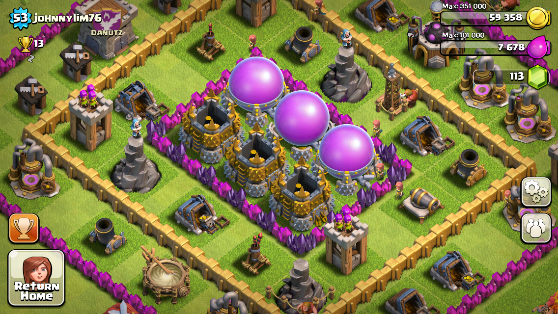 Clash Of Clans Hack For IPhone