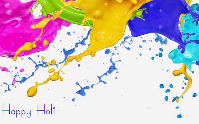 Happy Holi 2016 Shayari in Hindi
