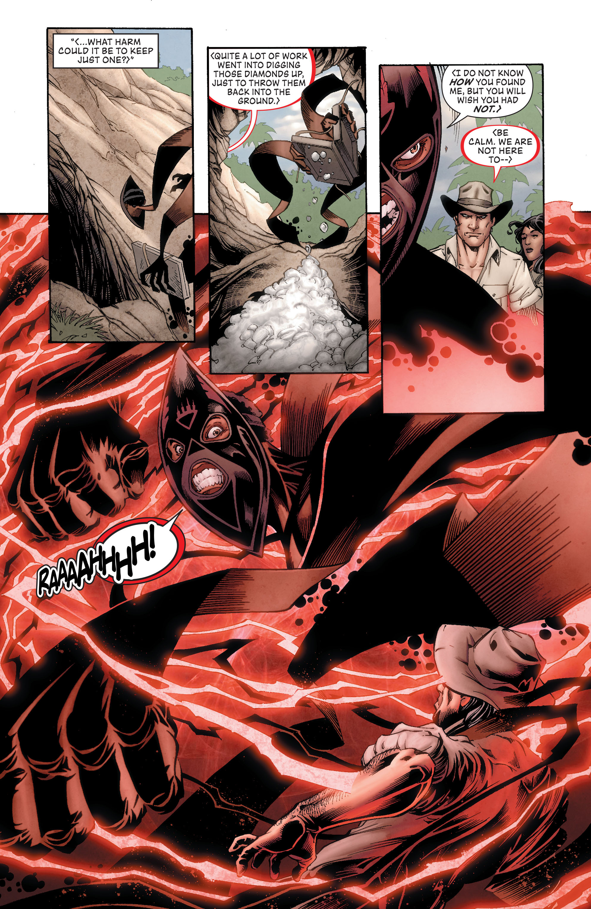 Read online The Flash (2011) comic -  Issue # Annual 4 - 12