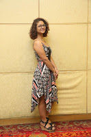 Actress Aditi Myakal Looks gorgeous in Sleeveless Deep Neck Top at Ami Tumi success meet ~  Exclusive 181.JPG