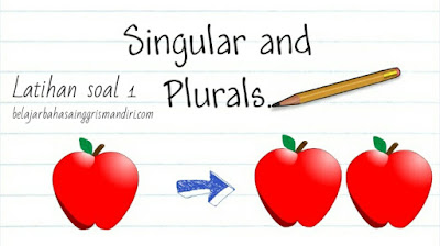 Latihan soal bahasa Inggris Countable and Uncountable noun