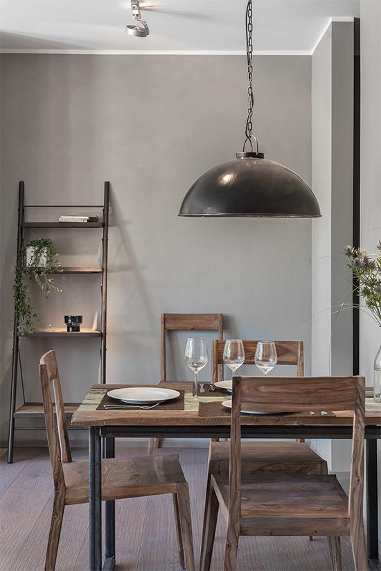 mesa de jantar, sala decorada, cozinha americana, quarto e sala, a casa eh sua, acasaehsua, apartamento pequeno, decoração moderna
