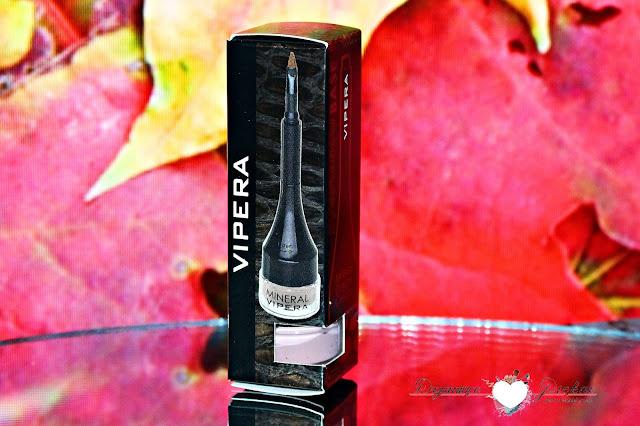 Vipera Baza/Cień do Powiek Mineral Dream Cream – nr 302 Pink Petal