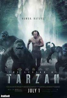 فيلم The Legend of Tarzan 2016 مترجم