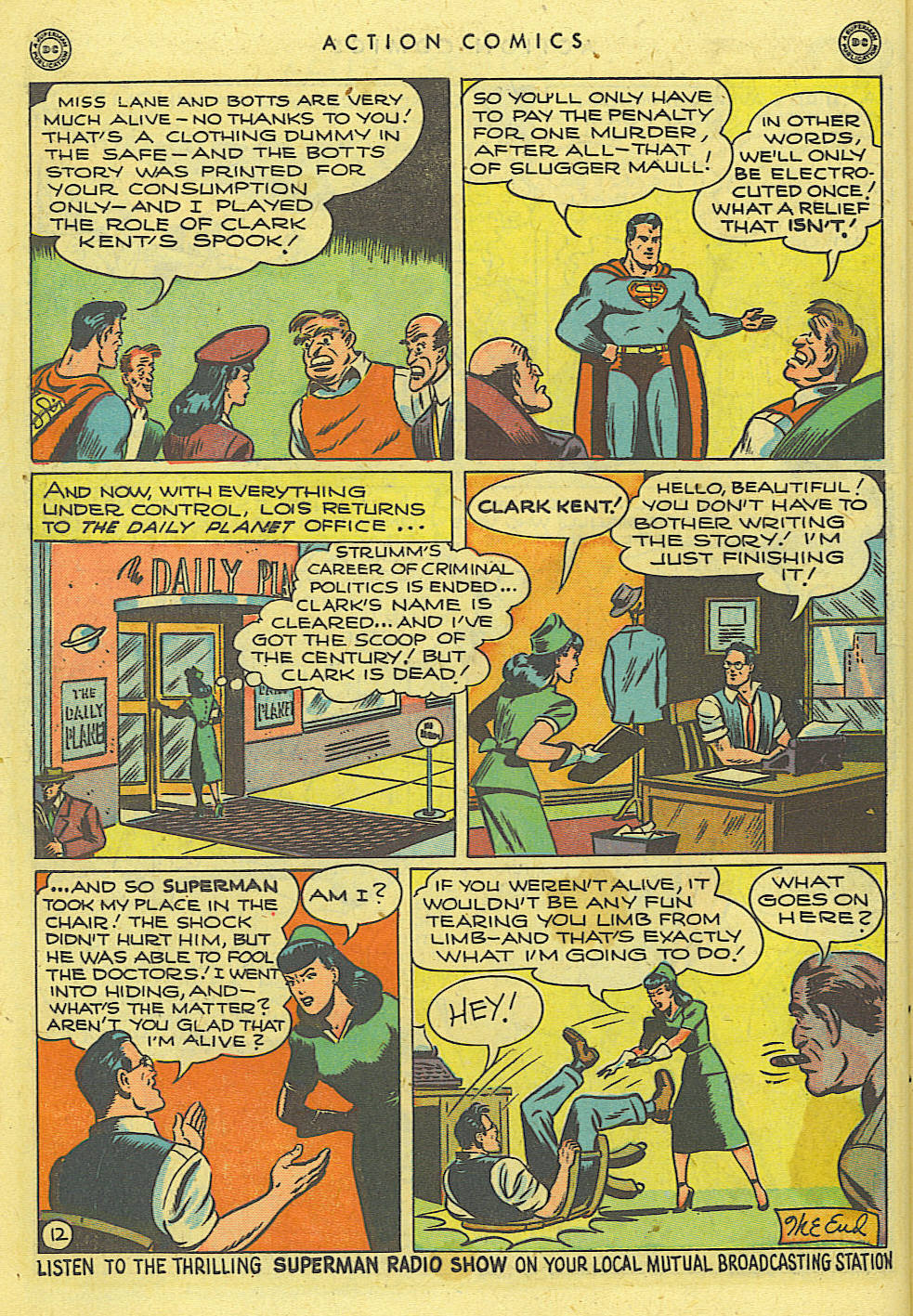Read online Action Comics (1938) comic -  Issue #118 - 13