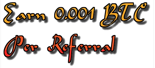 How to make money with bitcoin earn 0001 btc per referral with how to make money with bitcoin earn 0001 btc per referral with sociali bitcoin referral program ccuart Image collections