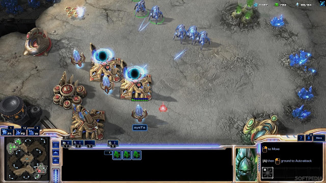 StarCraft II Legacy of the Void PC Full Version Screenshot 2