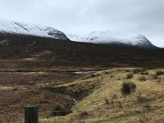 Highland Adventure - Day 3 - History, Harry Potter and a Wee Ferry Ride