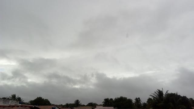 Chuvas são registradas nesta sexta-feira santa no  sertão de Alagoas