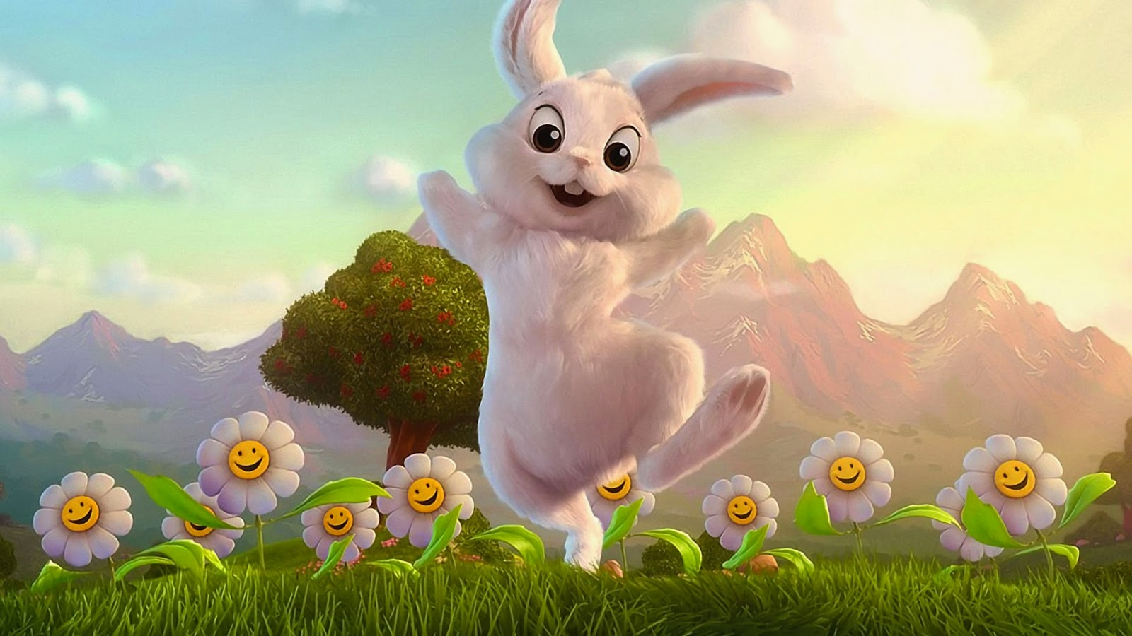 Funny-rabit-cartoon-hd-widescreen-Wallpaper-for-desktop-background-new-pictures-for-free
