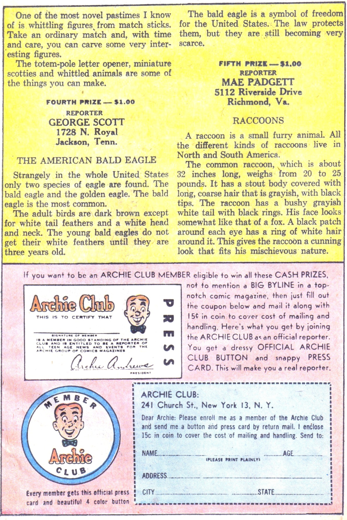 Read online Archie (1960) comic -  Issue #158 - 27