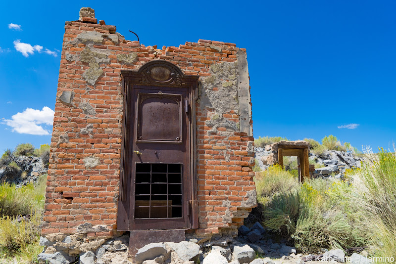 Bodie Ghost Town Bank Things to Do in Mammoth in Summer