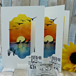 High Tide Direct to Paper for Creating Kindness Blog Hop